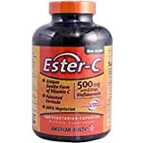 American Health Easter C Capsule, 500 Mg - 240 per pack -- 3 packs per case.