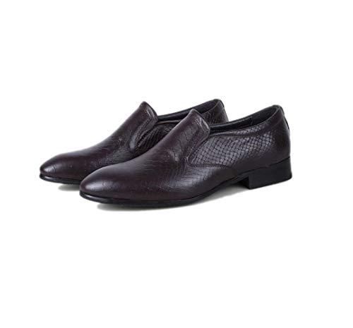 De Casual Hombre Negocios Zapatos Black Calzado xgqYPTnwqd