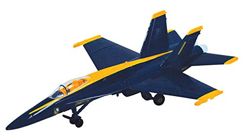 Smithsonian Museum Replica Series F-18 Hornet Blue Angels - 1/72 Scale Smithsonian Museum Replica Series