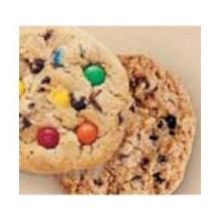 Best Maid Chocolate Chip Cookie Dough, 1.5 Ounce -- 200 per case. by Best Maid Cookies (Image #1)