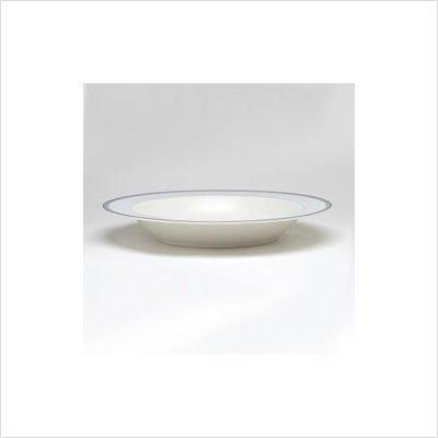 Noritake Java Graphite Swirl 10-1/2-Inch Pasta Bowl