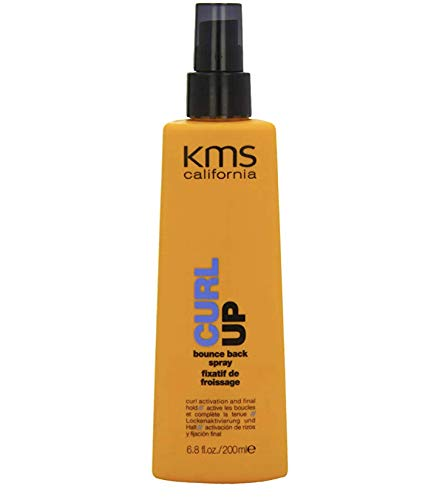 KMS California Curlup Bounce Backspray, 6.8 Ounce