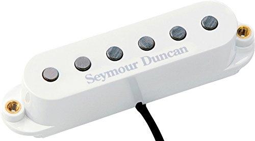 Seymour Duncan STK-S9 Hot Stack Plus - Bridge Pickup White Bridge