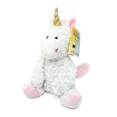 Stuffed Buddy Animal - Warm Pals Microwavable Lavender Scented Plush Toy Stuffed Animal - Magical Unicorn