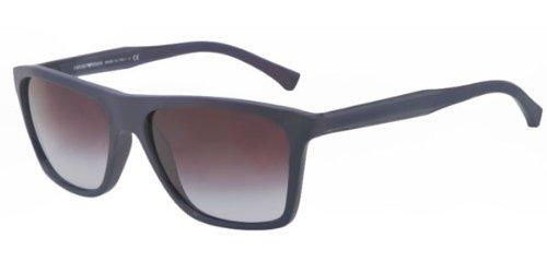 Emporio Armani EA4001 Sunglasses -50658G Blue / Gray Grad. - 56mm