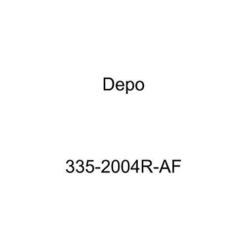 Depo 335-2004R-AF Chevrolet Trailblazer Passenger Side Replacement Fog Light Assembly (NSF Certified)