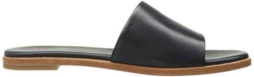 Cole Haan Donna Anica Slip Slide Sandalo Blu Scuro