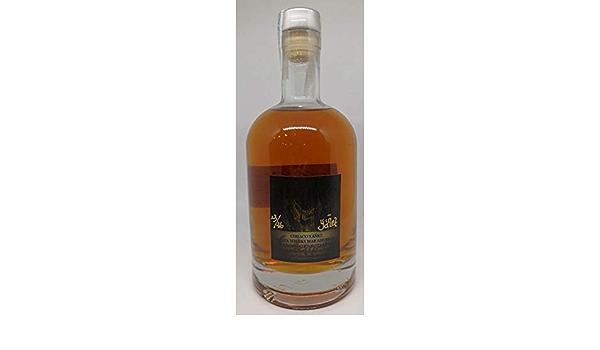Yáñez Whisky Mar Ahumado madurado en bota de PX: Amazon.es ...