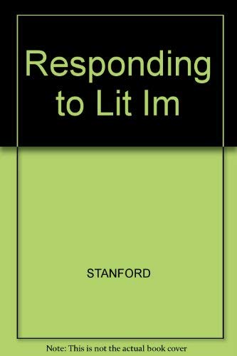 Responding to Literature Instructor's Manual