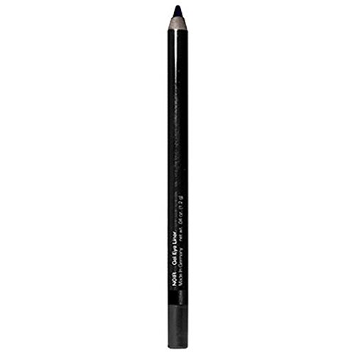 Superwear Gel Eye Liner Pencil - Smudge Proof and Long Lasting Intense Pigmented Matte Color (Sienna)