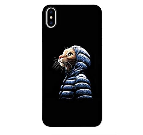 Amazon.com : OTADO Cat Case for iPhone Xs Max XR X 8 5 5S SE ...