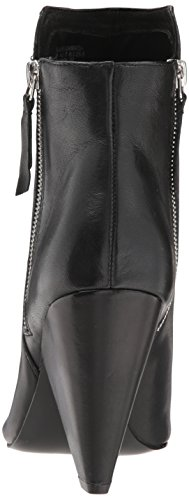 Zip Galway 001 Cole Kenneth black Stivaletti Nero Donna vfZZqB
