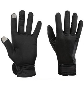 Warmawear Dual Fuel Cold Weather Battery Heated Glove Liners - Medium - Glove Heated Liners Battery