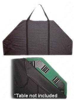 Trademark Black Nylon Poker Table Carrying Bag (Black)