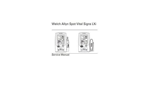 How to clear an e38 error from the welch allyn spot vital signs.