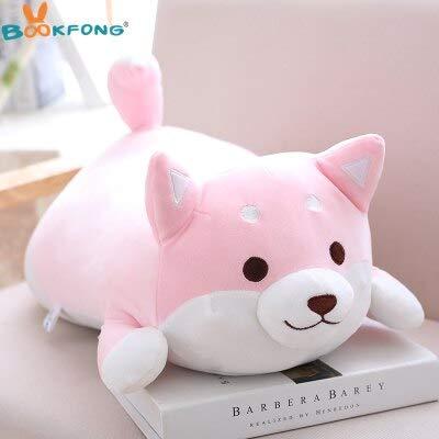 Amazon.com: Muñeca de peluche Shiba Inu de peluche, regalo ...