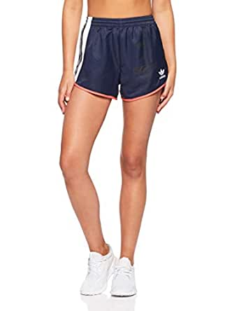 adidas Women's DH2970 Active Icons Short, Legend Ink, 32