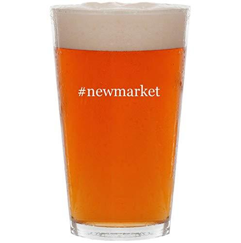 Jacket Newmarket (#newmarket - 16oz Hashtag Pint Beer Glass)