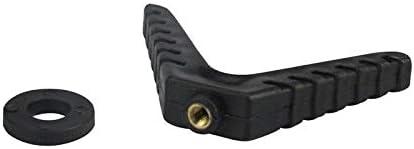 Bípodes XFC Caza al Aire Libre Accesorios for bípode Rifle Rack palillo de V-Yoke Pistola de Tiro Descanso/Estante del trípode de cámara Universal (Color : Negro)