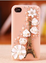 Amazon.com: VL Bling Iphone 5 Case - Bling Protective Skin