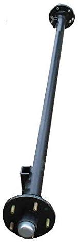 3,500 lb Standard Idler Trailer Axle - 95