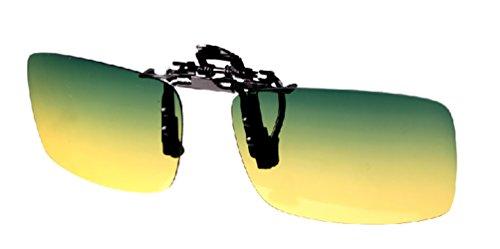 Wonderfulsight Day+Night in One Glasses Lens Vision Polar...