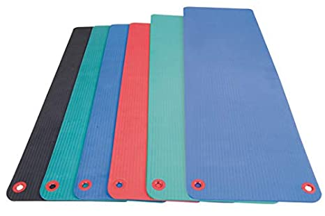 Amazon.com: aeromat Elite Workout Mat con ojales, Verde, 1 ...