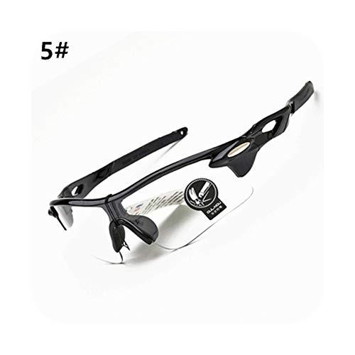 Sport Sunglasses Men Women Cycling Goggles ()
