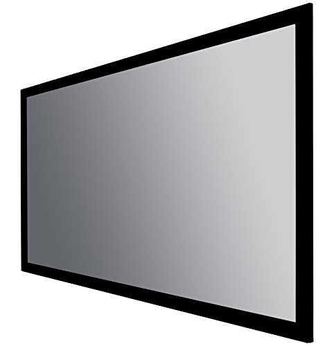 Allcam PCW120AFF fixed frame projector screen