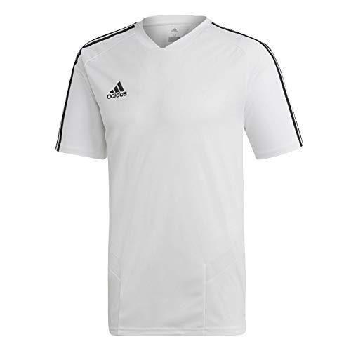 Adidas Blanco Tiro19 Camiseta Hombre Negro Jsy Tr qxpqFawRz6
