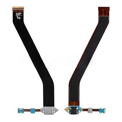 Flex Cable Ribbon with Charger USB Charging Port Connector & Mic Replacement Part for Samsung Galaxy Tab 3 10.1 P5200 P5210