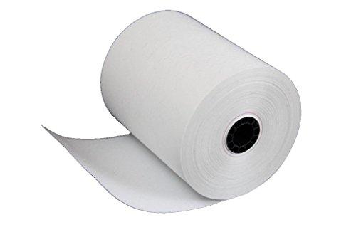 (WinMac Printer's 3-1/8 x 230 Thermal Receipt Paper for POS Cash Register 50 Rolls BPA Free)