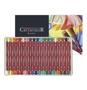 Creatacolor Karmina Colored Pencil Set Of 36 by Cretacolor by Cretacolor