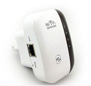 300Mbps 802.11 Wifi Repeater Wireless-N AP Range Signal Extender Booster EU Plug