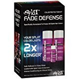 Splat Fade Defense Hair Color Maintenance Kit (Pack of 3) by Splat