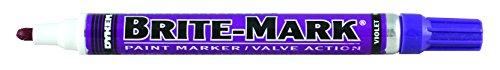 - Brite-Mark Medium Tip Paint Marker, Violet