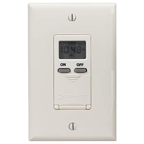 Intermatic EI500LAC Time Switch, Light Almond ()