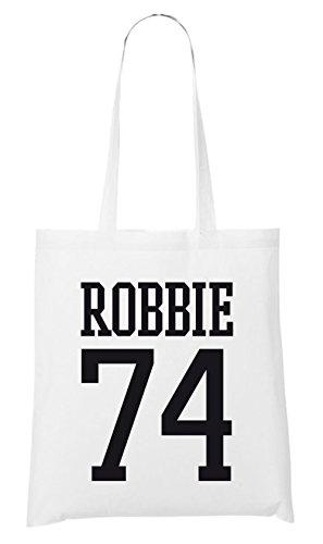 ROBBIE 74 Bag White