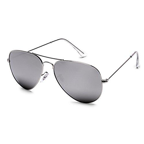 de Gafas exterior 02 sol Viajes Ms de de Playa Espejo sus Gafas Proteja Espejo Espejo ojos Gafas Personalidad de conducción 07 Color compras polarizada Moda Luz sol JIU Gafas OWqnZI5I