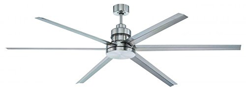 72 inch ceiling fan with remote - 1