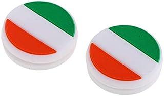 HATCHMATIC 2pcs Tennis Racket Damper Shock Absorber pour réduire Tenis Racquet Vibration Dampeners Raqueta Tenis Accessoires Pro Personnel: Irlande