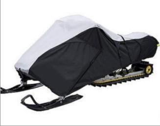 Wholesale Car Covers Elite Trailerable Snowmobile Cover Large-by-Wholesale-Car-Covers by WholesaleCarCovers