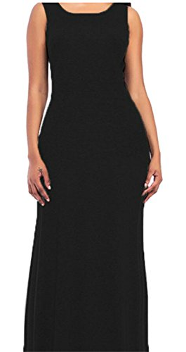 black maxi dress styles for less - 9