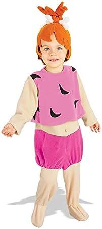 Rubies Disfraz de Pebbles Los Picapiedra para niña: Amazon.es ...