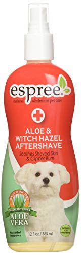 Pet Witch - Espree Aloe & Witch Hazel Aftershave Spray for Pets, 4 oz