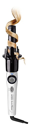 """Kiss products Ceramic Instawave 1"""" Automatic Curling Iron by Kiss (Image #4)"""