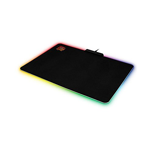 Mousepad Tt Sports Draconem, Thermaltake, MP-DCM-RGBSMS-01, Mouses