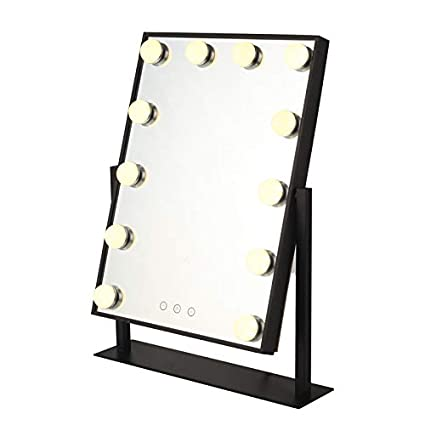 Decorative Table Top Mirrors.Amazon Com Lighted Makeup Vanity Mirror Hollywood Style