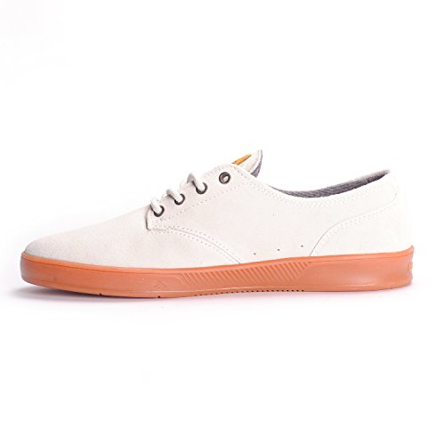 ZAPATOS EMERICA THE ROMERO LACED WHITE GUM