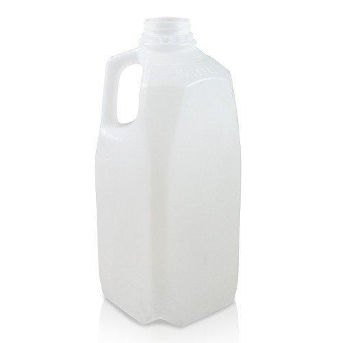 Carefree DB64 - 64 Ounce HDPE Plastic Juice Bottle Base - 108 per case